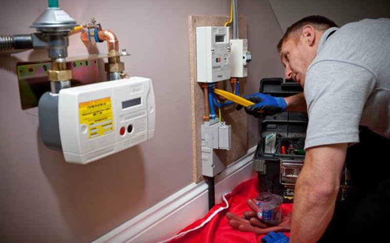 Smart meters and installing an electricity smart meter